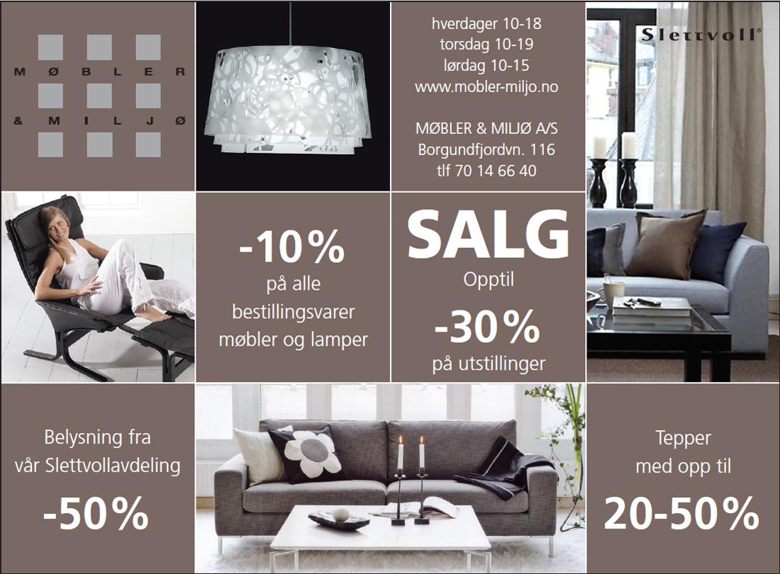 Sissels Grafiske Annonseeksempel