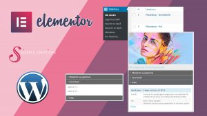 Sissels Grafiske Elementor WordPress Table